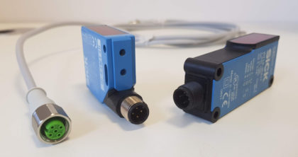 PHOTOELECTRIC SENSORS USED IN AUTOMATION