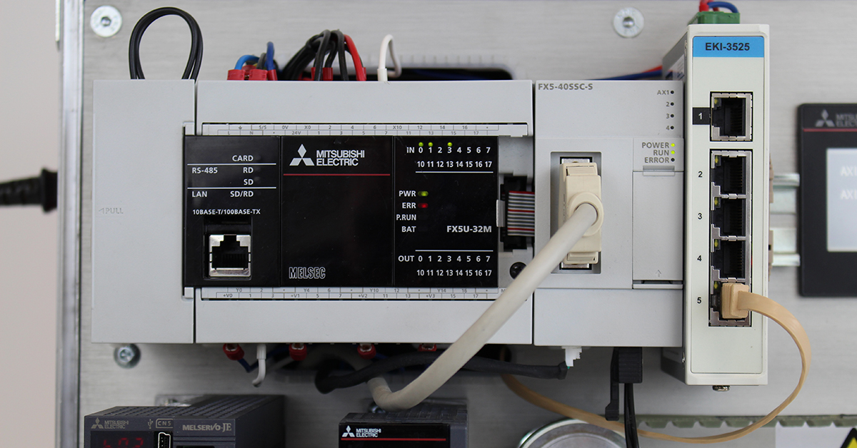 Basics Of The Plc Controllers