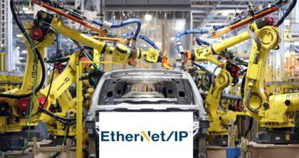 FANUC ROBOTS INTEGRATION USING ETHERNET / IP